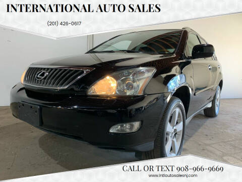 2008 Lexus RX 350 for sale at International Auto Sales in Hasbrouck Heights NJ