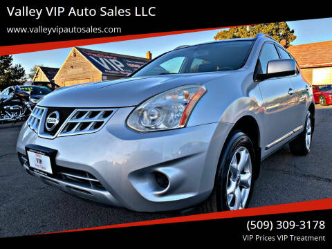 2011 Nissan Rogue for sale at Valley VIP Auto Sales LLC - Valley VIP Auto Sales - E Sprague in Spokane Valley WA