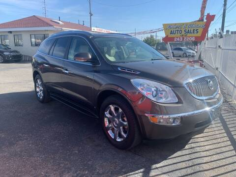 2009 Buick Enclave for sale at Robert B Gibson Auto Sales INC in Albuquerque NM