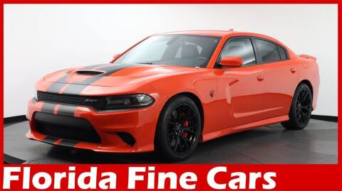 2016 Dodge Charger for sale at Florida Fine Cars - West Palm Beach in West Palm Beach FL