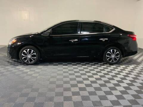 2017 Nissan Sentra for sale at SIRIUS MOTORS INC in Monroe OH