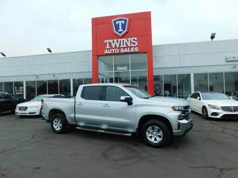 2019 Chevrolet Silverado 1500 for sale at Twins Auto Sales Inc Redford 1 in Redford MI