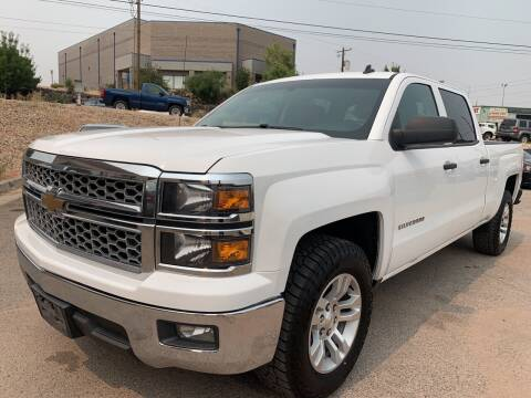 2014 Chevrolet Silverado 1500 for sale at Car Works in Saint George UT