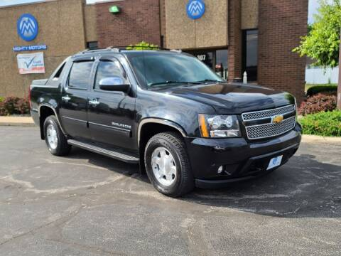 2010 Chevrolet Avalanche for sale at Mighty Motors in Adrian MI