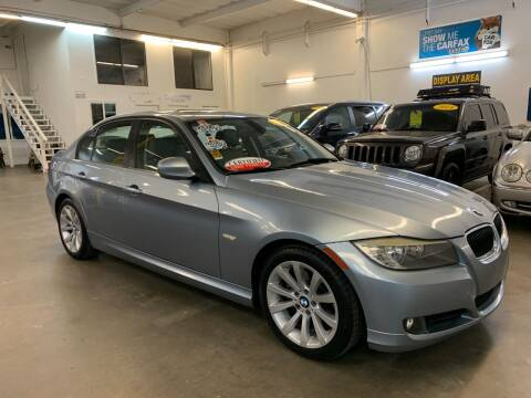 2011 BMW 3 Series for sale at Cuellars Automotive in Sacramento CA