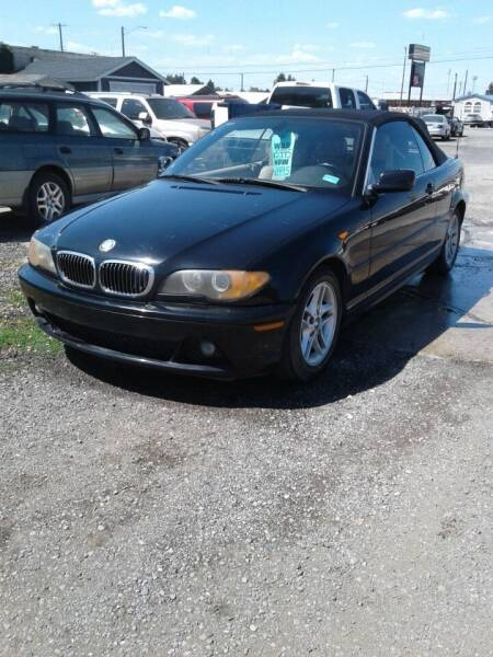 2004 BMW 3 Series for sale at 2 Way Auto Sales in Spokane Valley WA