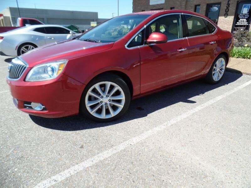 2012 Buick Verano for sale at Flywheel Motors, llc. in Olive Branch MS
