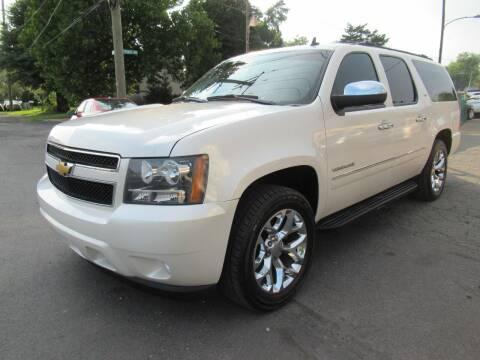 2012 Chevrolet Suburban for sale at PRESTIGE IMPORT AUTO SALES in Morrisville PA