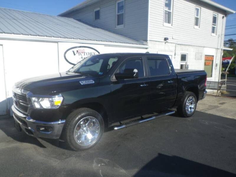 2019 RAM Ram Pickup 1500 for sale at VICTORY AUTO in Lewistown PA