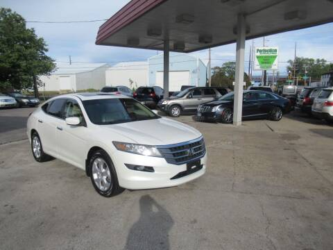 2012 Honda Crosstour for sale at Perfection Auto Detailing & Wheels in Bloomington IL
