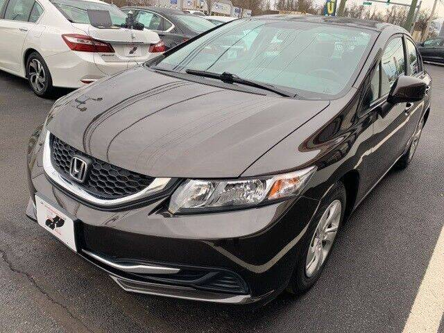 2013 Honda Civic for sale at BuyFromAndy.com at Hi Lo Auto Sales in Frederick MD