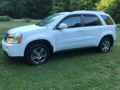 2009 Chevrolet Equinox for sale at CESSNA MOTORS INC in Bedford PA