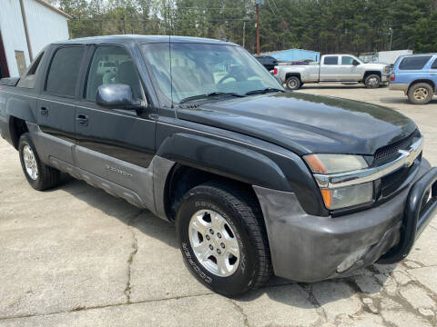 2004 Chevrolet Avalanche for sale at Elite Motor Brokers in Austell GA