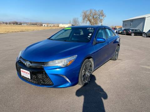 2016 Toyota Camry for sale at De Anda Auto Sales in South Sioux City NE