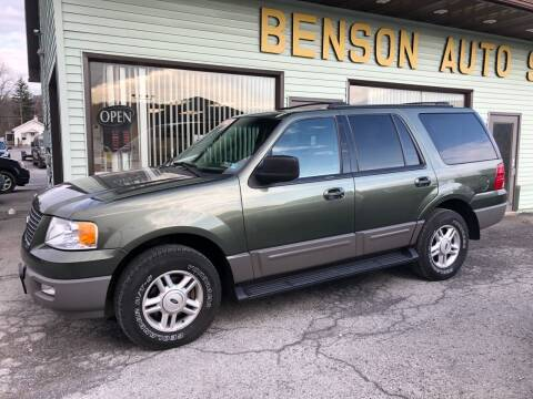 2003 Ford Expedition for sale at Superior Auto Sales in Duncansville PA
