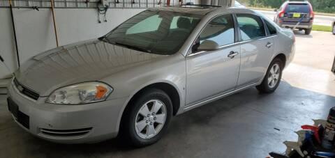 2008 Chevrolet Impala for sale at City Auto Sales in La Crosse WI