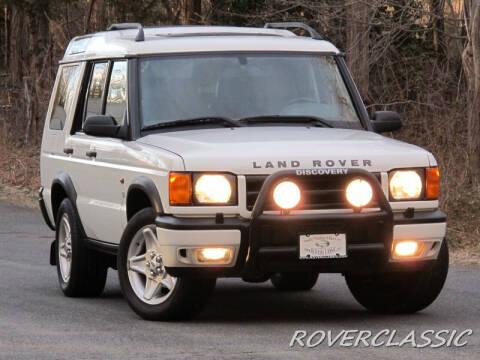 2000 Land Rover Discovery Series II for sale at Isuzu Classic in Cream Ridge NJ