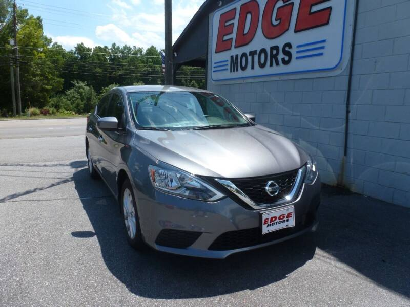 2019 Nissan Sentra for sale at Edge Motors in Mooresville NC