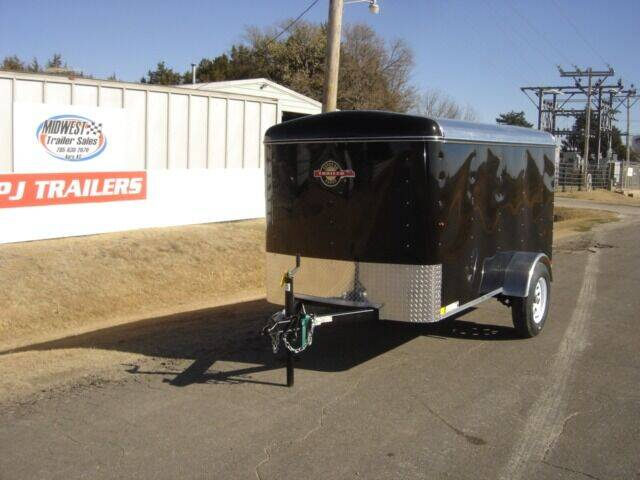 2021 5 X 10 CARRY ON ENCLOSED  - Agra KS