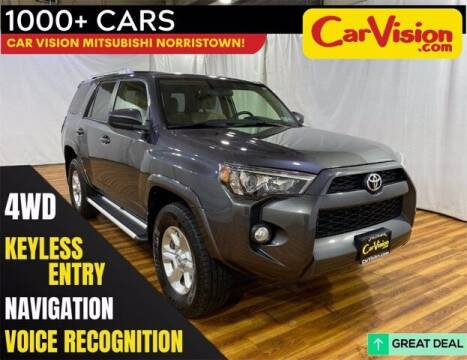 2015 Toyota 4Runner for sale at Car Vision Buying Center in Norristown PA