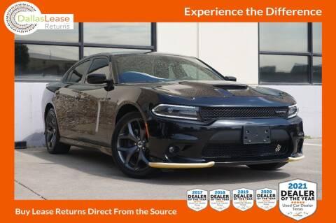 2019 Dodge Charger for sale at Dallas Auto Finance in Dallas TX