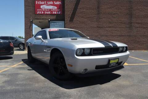 2010 Dodge Challenger for sale at Hobart Auto Sales in Hobart IN