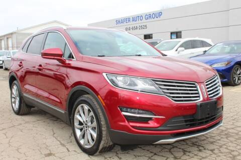 2018 Lincoln MKC for sale at SHAFER AUTO GROUP in Columbus OH