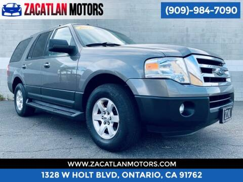 2011 Ford Expedition for sale at Ontario Auto Square in Ontario CA