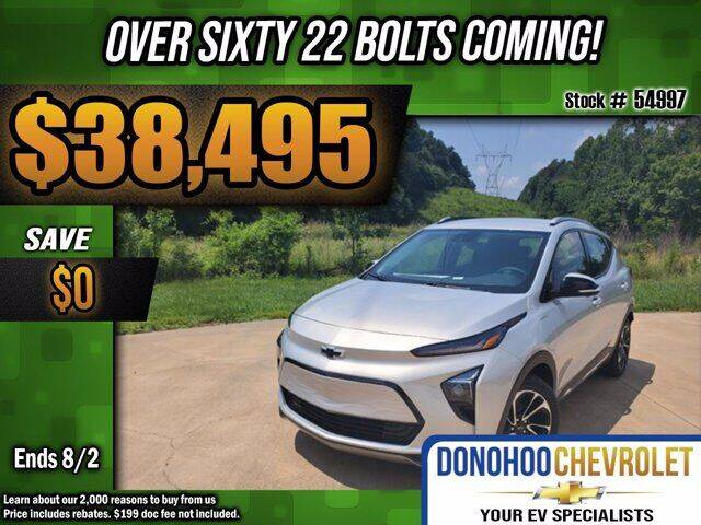 2022 Chevrolet Bolt EUV for sale in Fort Payne, AL