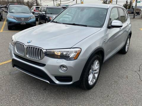 2017 BMW X3 for sale at MAGIC AUTO SALES - Magic Auto Prestige in South Hackensack NJ