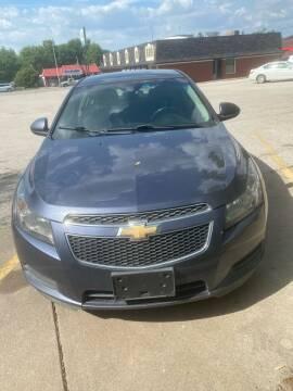 2014 Chevrolet Cruze for sale at Locust Auto Sales in Davenport IA