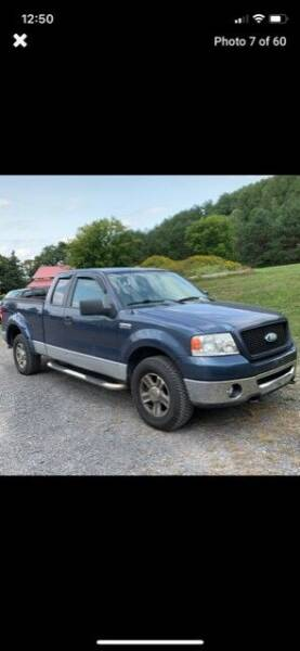 2006 Ford F-150 for sale at Auto Legend Inc in Linden NJ