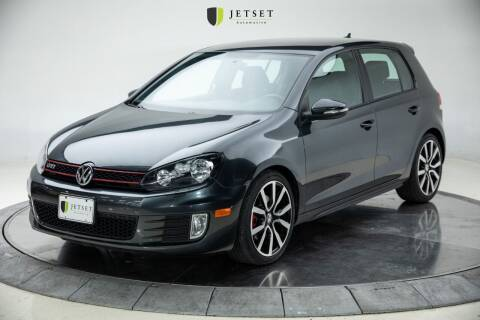 2014 Volkswagen GTI for sale at Jetset Automotive in Cedar Rapids IA