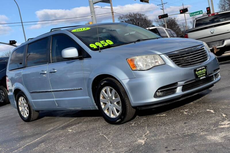 2013 Chrysler Town and Country for sale at Island Auto in Grand Island NE