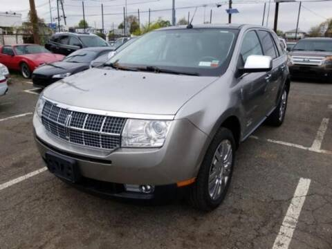 2008 Lincoln MKX for sale at Cj king of car loans/JJ's Best Auto Sales in Troy MI