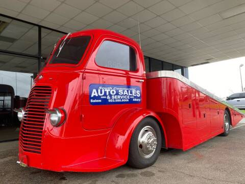 1938 International D300 for sale at South Commercial Auto Sales in Salem OR