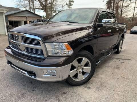 2011 RAM Ram Pickup 1500 for sale at Philip Motors Inc in Snellville GA
