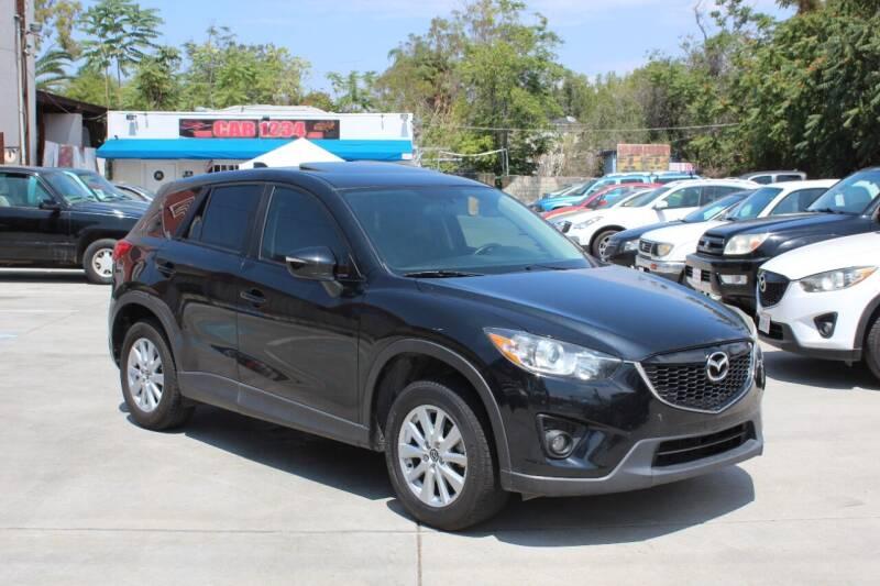 2015 Mazda CX-5 for sale at Car 1234 inc in El Cajon CA