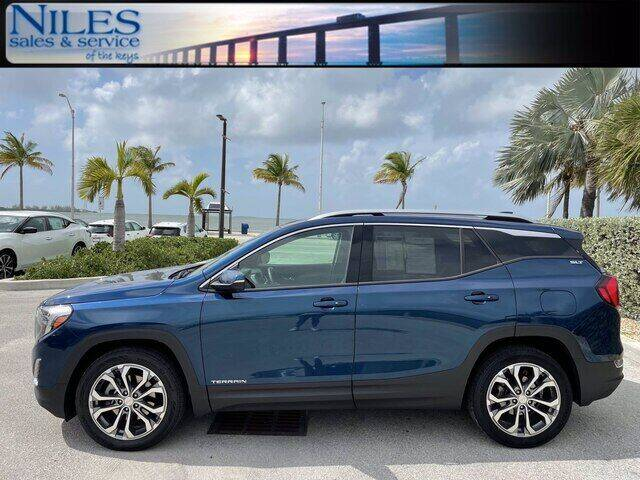 2019 GMC Terrain for sale at Niles Sales and Service in Key West FL
