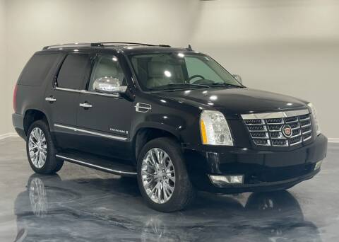 2007 Cadillac Escalade for sale at RVA Automotive Group in North Chesterfield VA