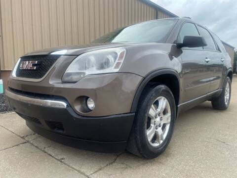 2012 GMC Acadia for sale at Prime Auto Sales in Uniontown OH
