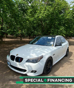 2006 BMW 5 Series for sale at M AND S CAR SALES LLC in Independence OR