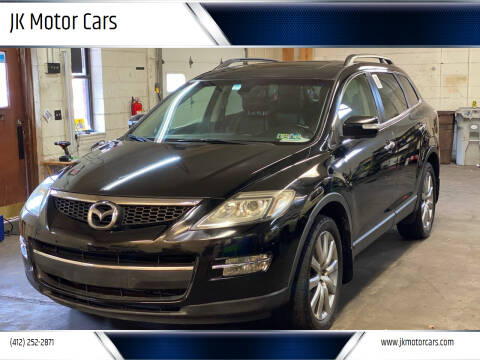 2009 Mazda CX-9 for sale at JK Motor Cars in Pittsburgh PA