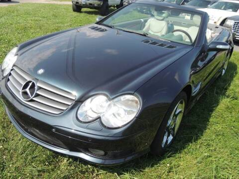 2005 Mercedes-Benz SL-Class for sale at Cars East in Columbus OH