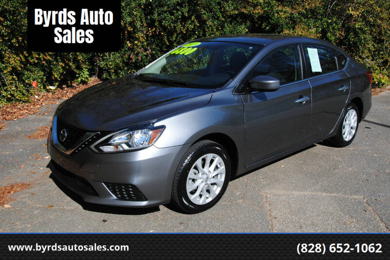 2019 Nissan Sentra for sale at Byrds Auto Sales in Marion NC