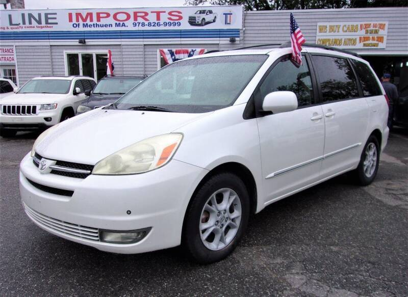 2005 Toyota Sienna for sale at Top Line Import in Haverhill MA