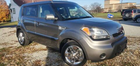 2011 Kia Soul for sale at Sinclair Auto Inc. in Pendleton IN