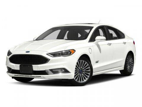 2017 Ford Fusion Energi for sale at BILLY D SELLS CARS! in Temecula CA