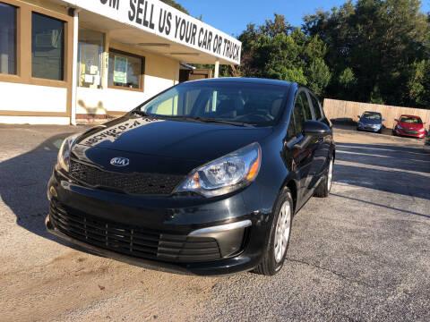 2017 Kia Rio for sale at Beach Cars in Fort Walton Beach FL