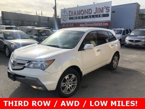 2009 Acura MDX for sale at Diamond Jim's West Allis in West Allis WI